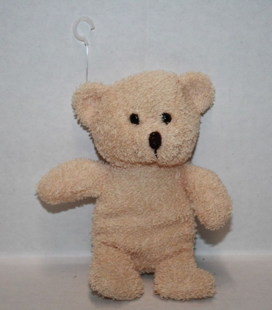 Goffa Int L Teddy Bear Beige Mini Small 6 Soft Toy Plush Stuffed Animal Tan Goffa Alloccasion Plush Stuffed Animals Teddy Bear Picnic Teddy Bear [ 1000 x 877 Pixel ]