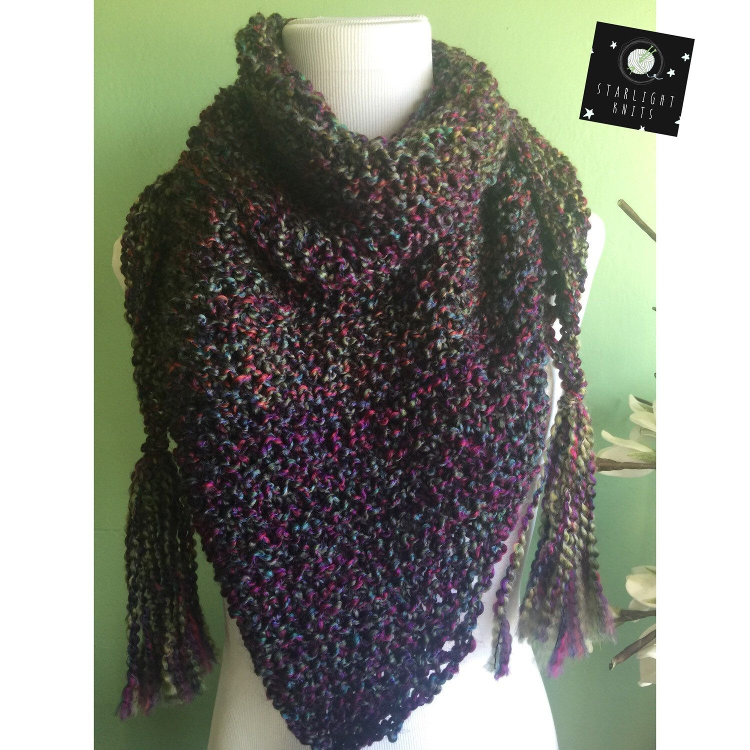 Busy making new Outlander Inspired Shawls in gorgeous new shades!