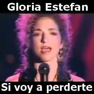 Gloria Estefan Si Voy A Perderte Videos Musicales Español Canciones Musica En Español