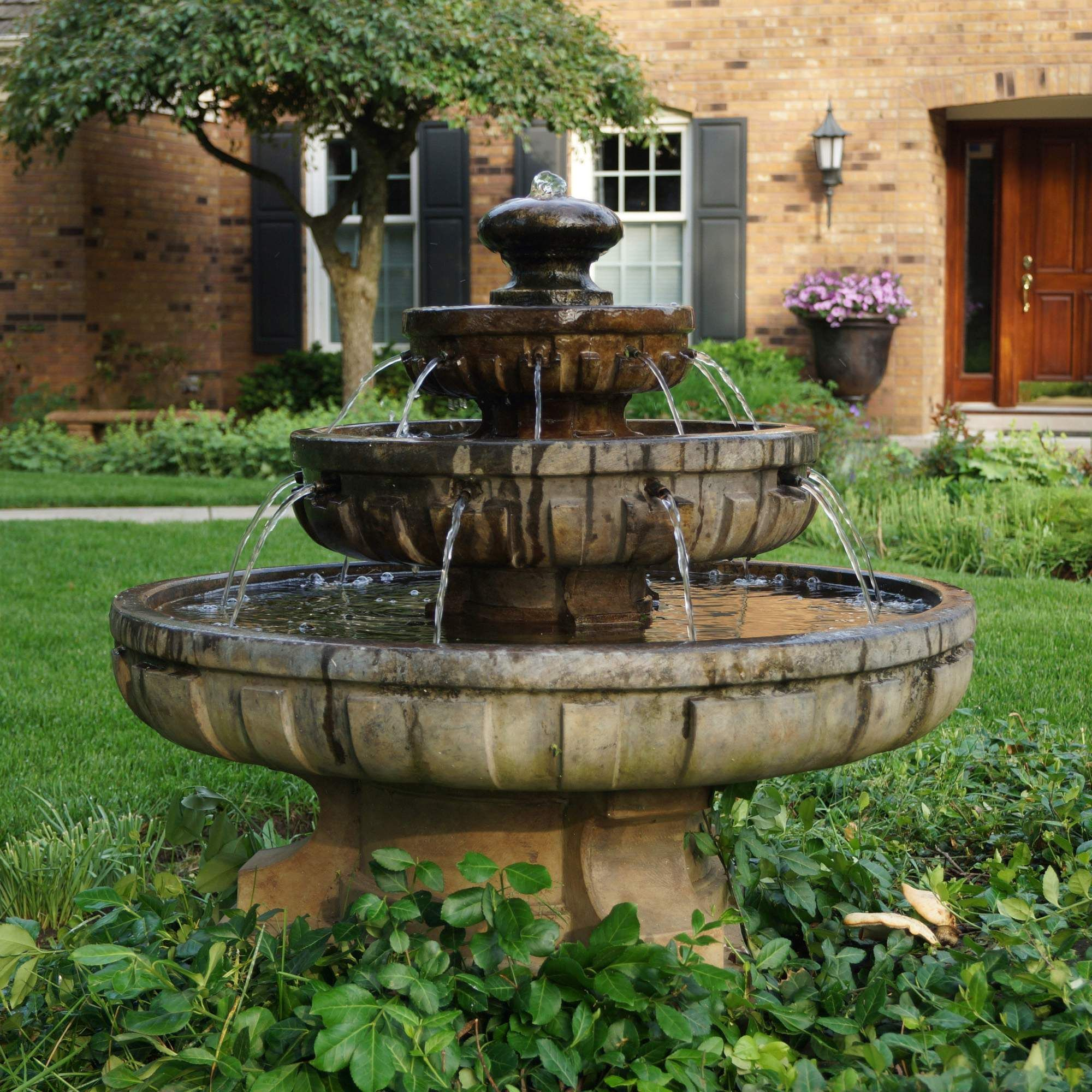 A Comprehensive Overview On Home Decoration In 2020 Fountains Outdoor Fountain Outdoor Fountain