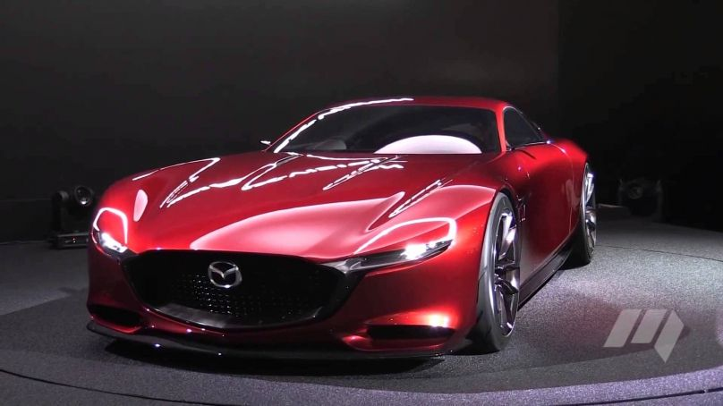 For This New 2018 Mazda Rx8 Engine Is Designed To Have All The Important Facts And Power It Is The 1 3 Liter Engine Producin Mazda Rx7 Mazda Tokyo Motor Show