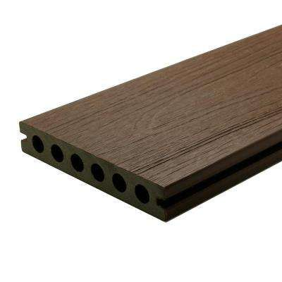 Ultrashield Naturale Voyager Series 1 In X 6 In X 16 Ft Brazilian Ipe Hollow Composite Decking Board Composite Decking Composite Decking Boards Deck Boards