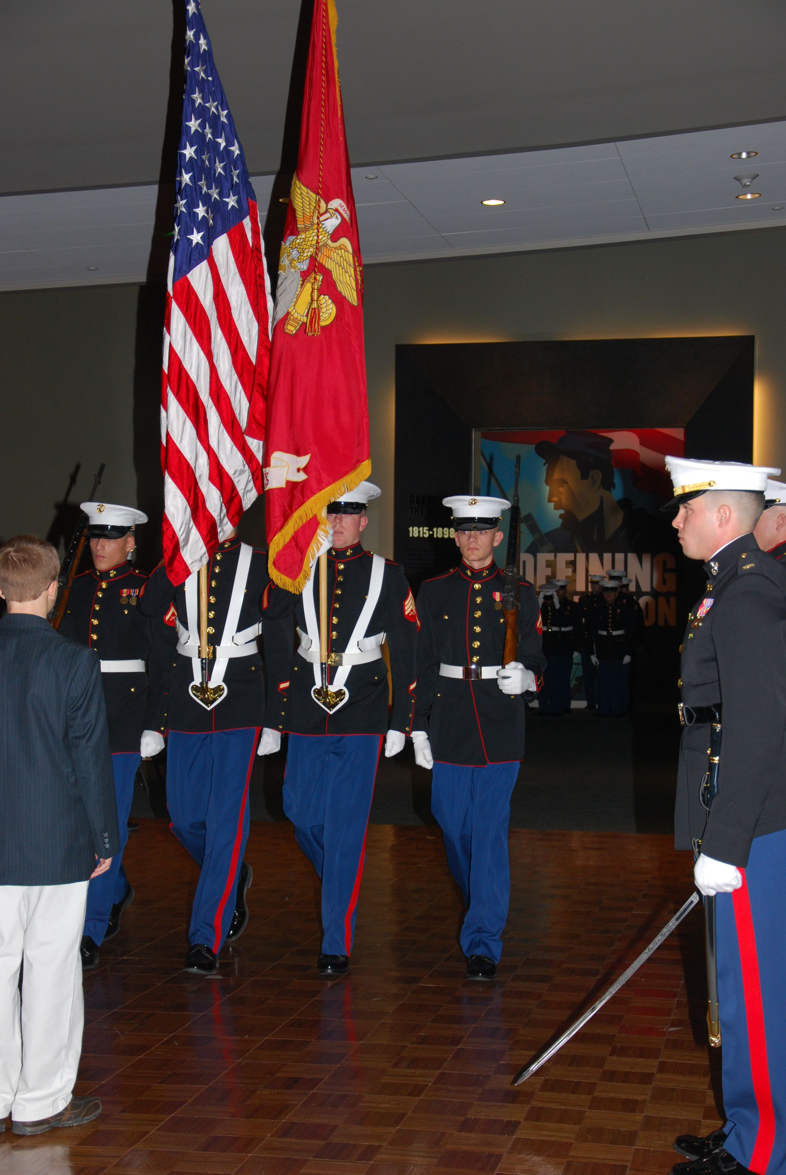 2012 Marine Corps Birthday Ball at the National Infantry