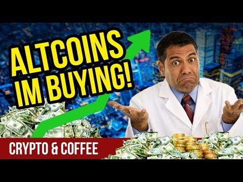 Whos buying cryptocurrency right now