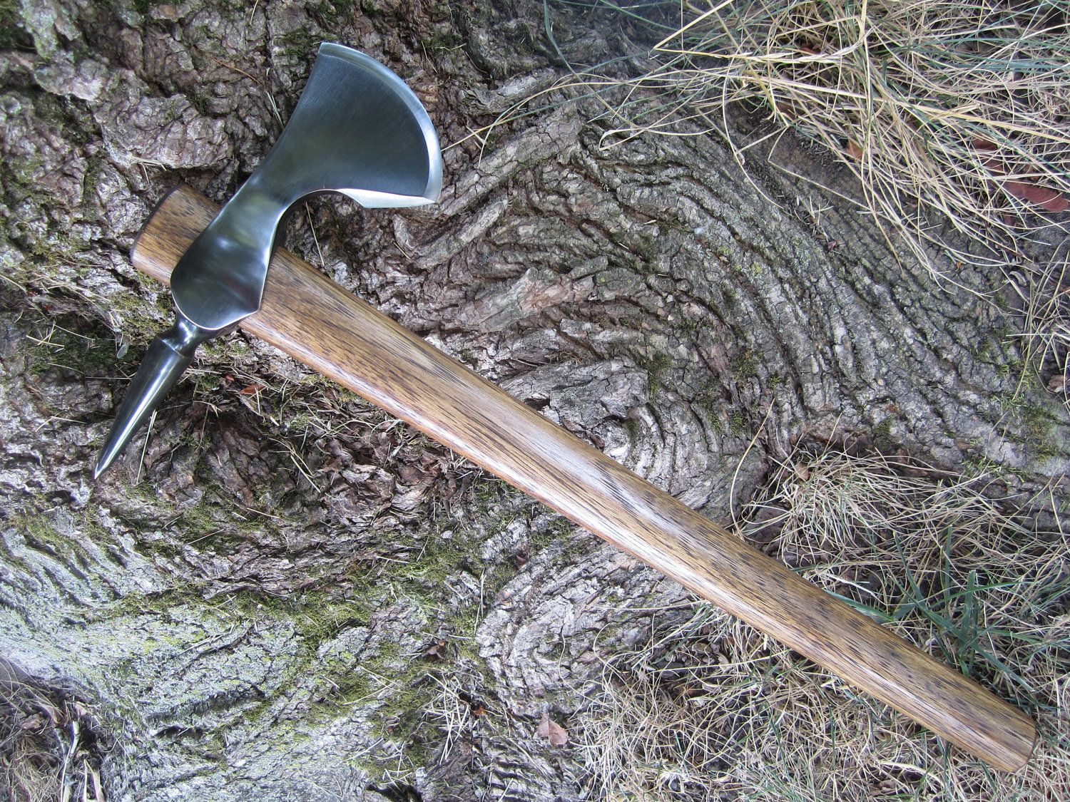 Made per order Hand Forged Tomahawk - 853.2KB