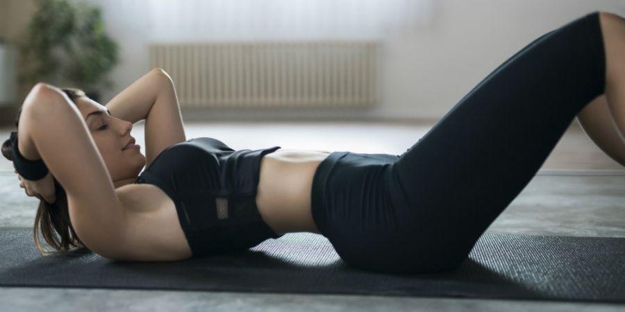 Buikspieroefeningen voor je onderste buikspieren   Workout