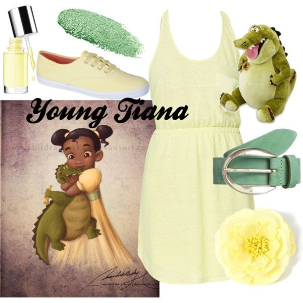 Young Tiana