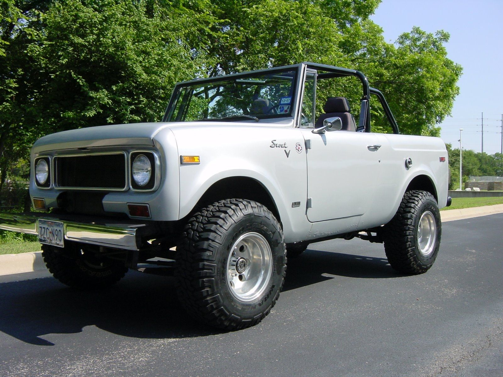 International Harvester Scout : International scout images reverse search
