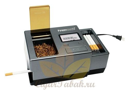 Забивочная машинка для сигарет купить сигареты гламур 1 купить