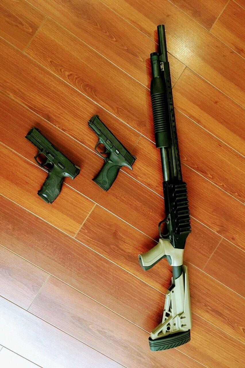 Maverick 88, HK vp9, Smith & Wesson | de Marco Armas | Pinterest ...