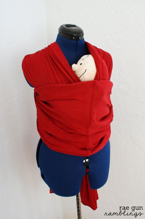 How To Make A Moby Wrap Baby Carrier Baby Wearing Pinterest