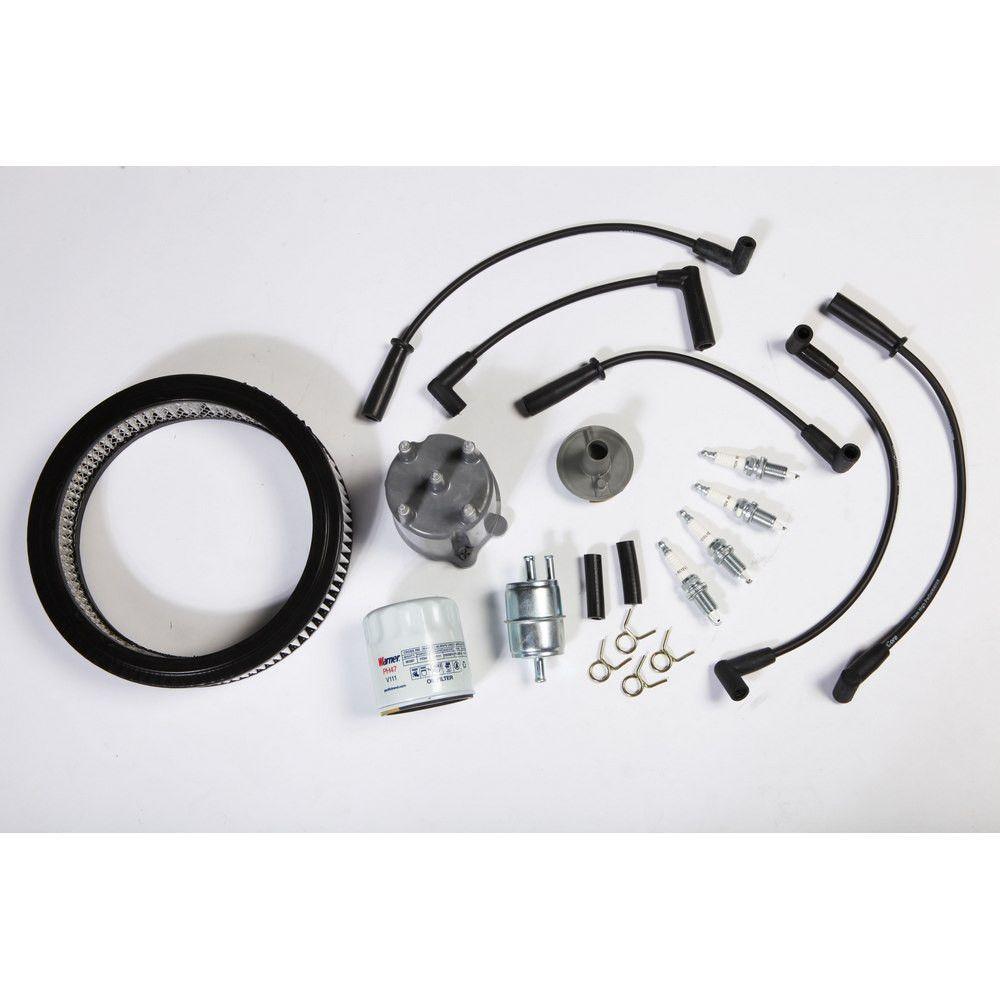 Ignition Tune Up Kit, 2.5L; 83-86 Jeep CJ Models