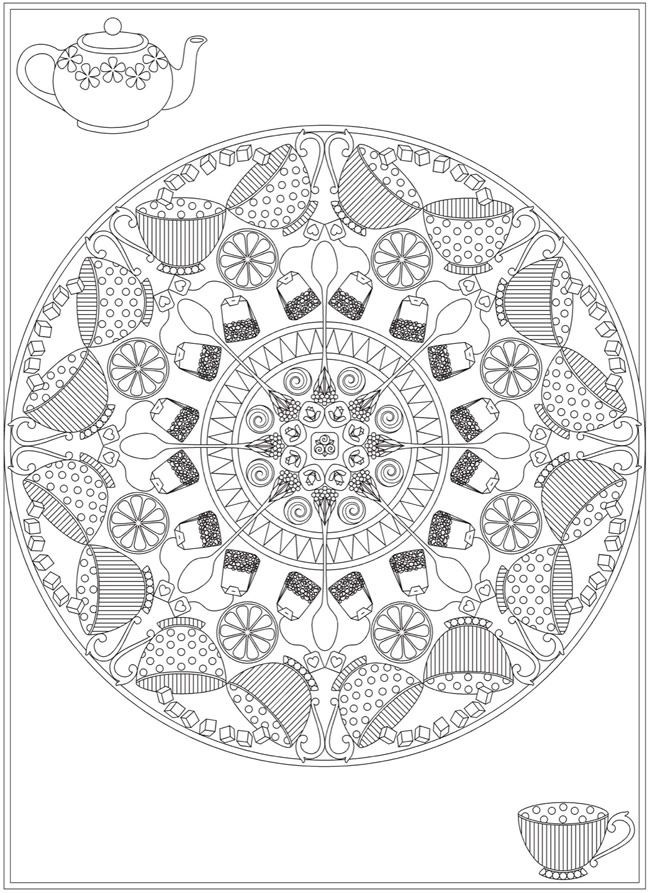 Welcome to Dover Publications From: Creative Haven Whimsical ...
