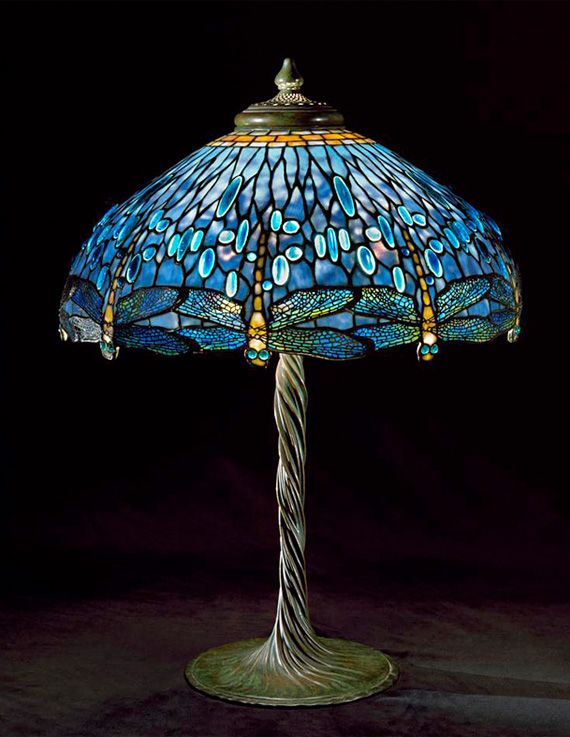 Tiffany Lighting Refers To A Style Of Stained Gl