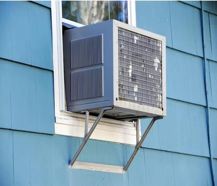 Avoid Water Damage Caused Air Conditioners Window Unit Air