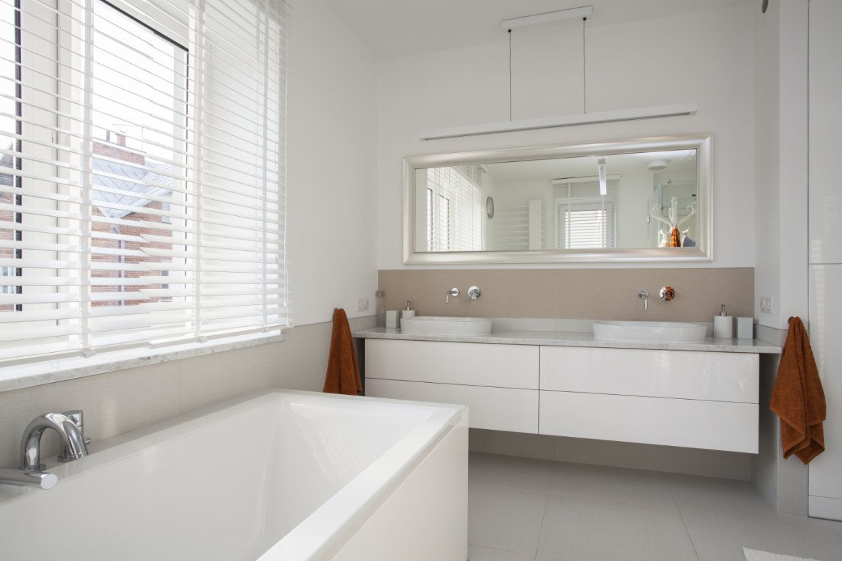 badkamer tegels verf - Slaapkamer en badkamer en suite | Pinterest ...
