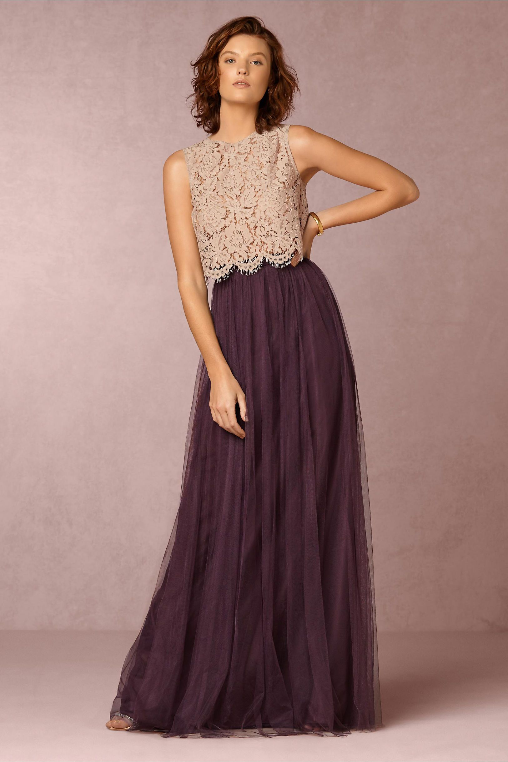 d0fe25ff2a9 BHLDN Louise Tulle Skirt in Bridesmaids Bridesmaid Separates at BHLDN