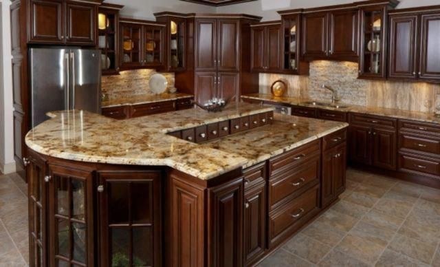 Best Details About 10X10 All Solid Wood Kitchen Cabinets Geneva 400 x 300