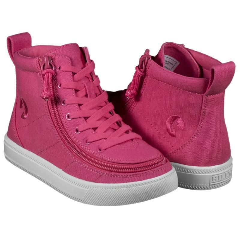 bd0fbd6e1217d2 Converse Chuck Taylor All Star Simple Step Hi Girls Shoes · BILLY Classic  Lace High Kid s Pink Canvas Zip