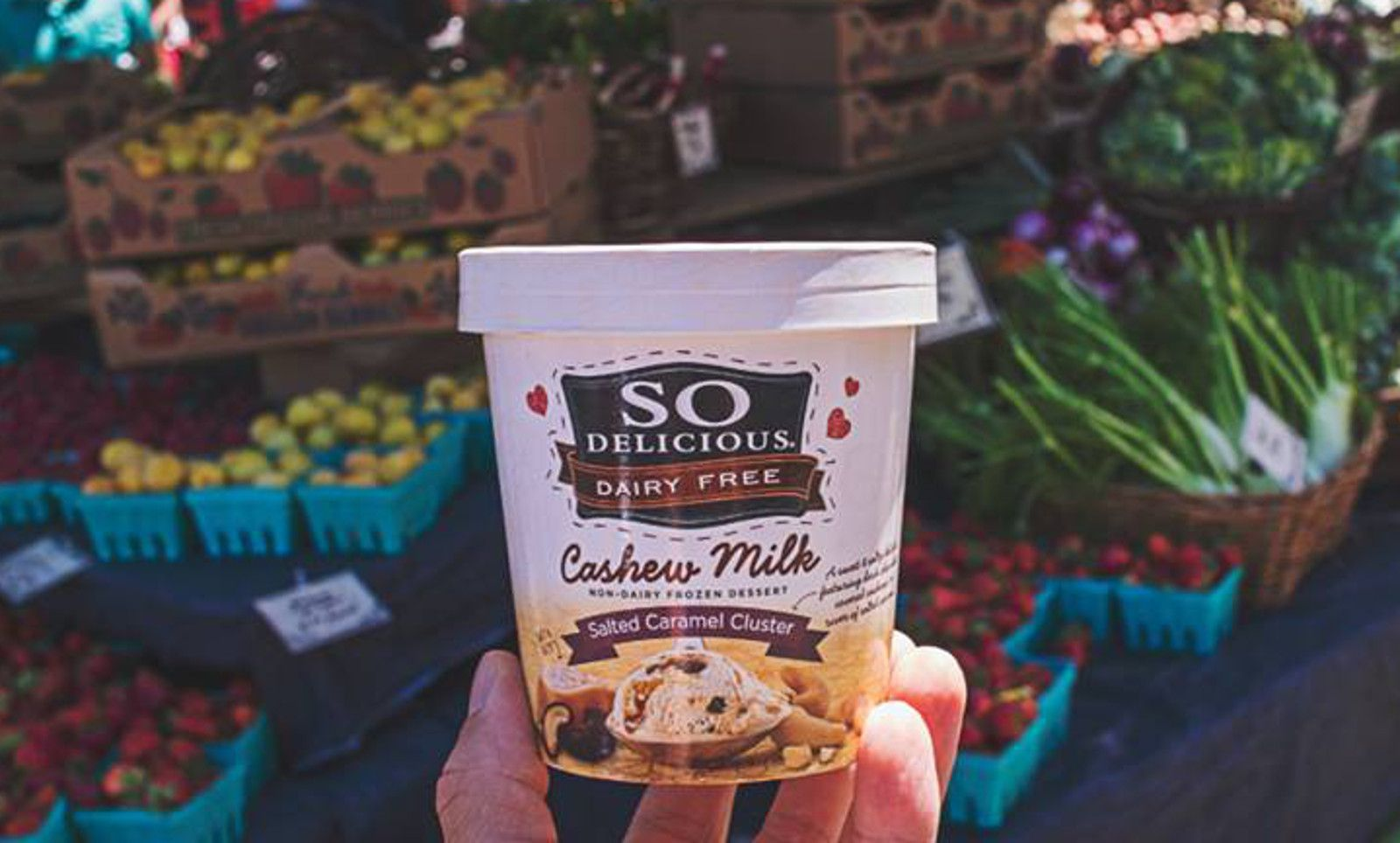 WIN! Vegan Cashew Ice Cream Arrives at 2,000 Walmart Locations!