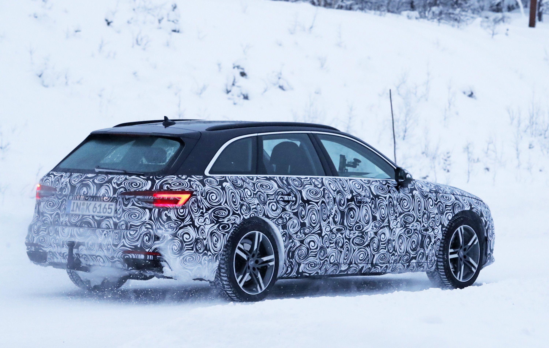 2020 Audi A4 Avant Top Speed Audi A4 Avant Audi Audi A4