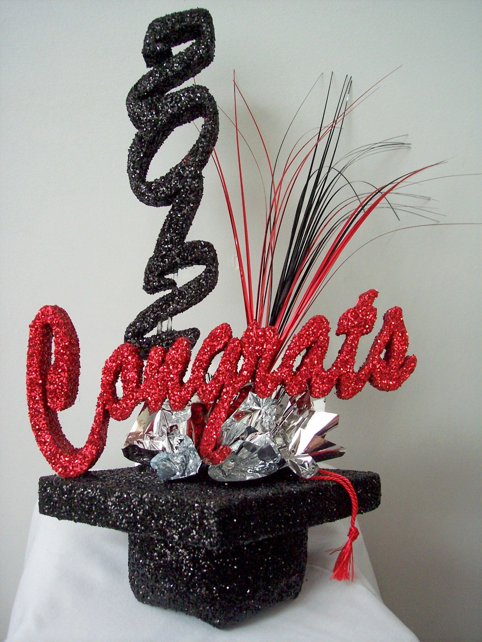 Graduation Centerpieces For Guys It Even More Fun We