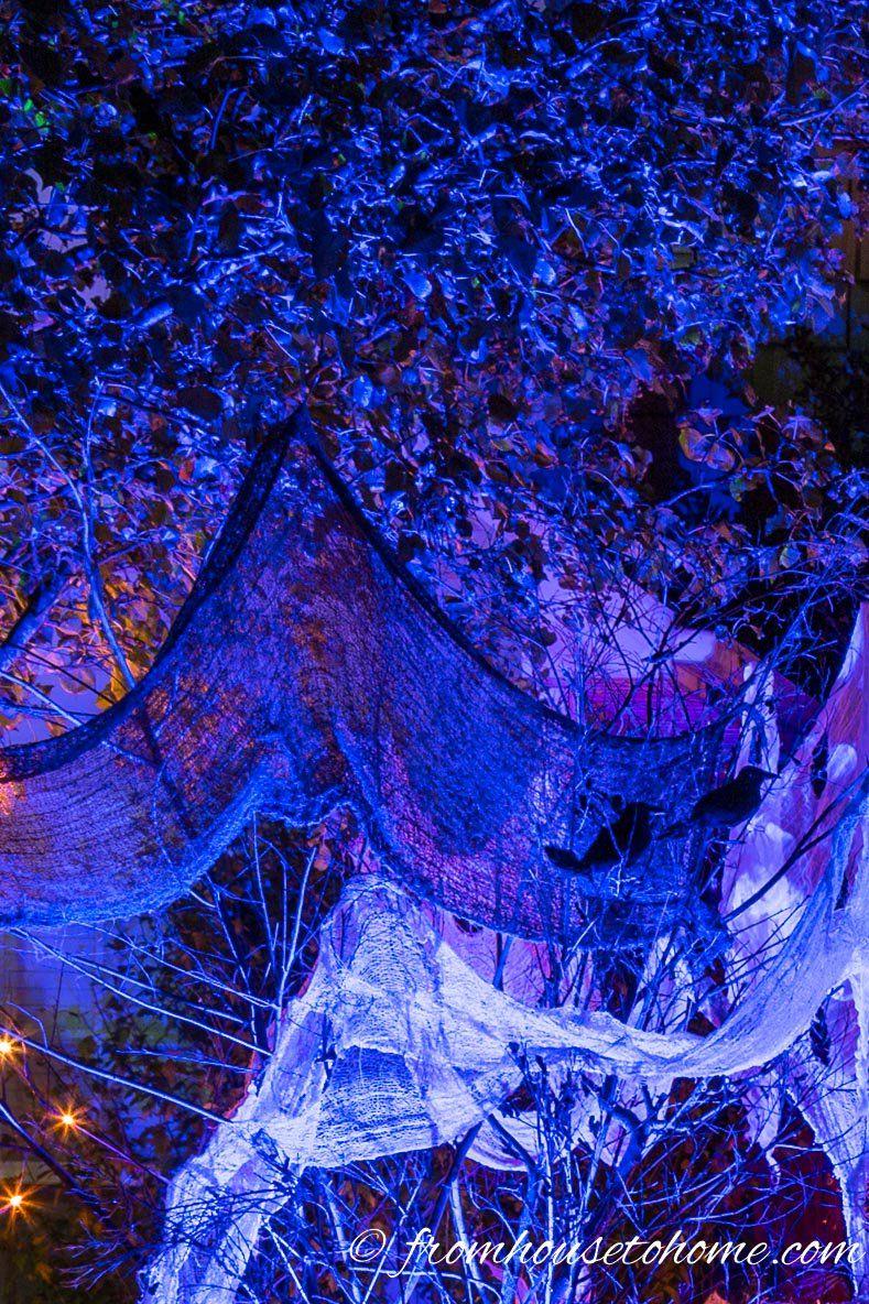 halloween outdoor lighting. 7 Spectacular Ways To Create Spooky Halloween Outdoor Lighting