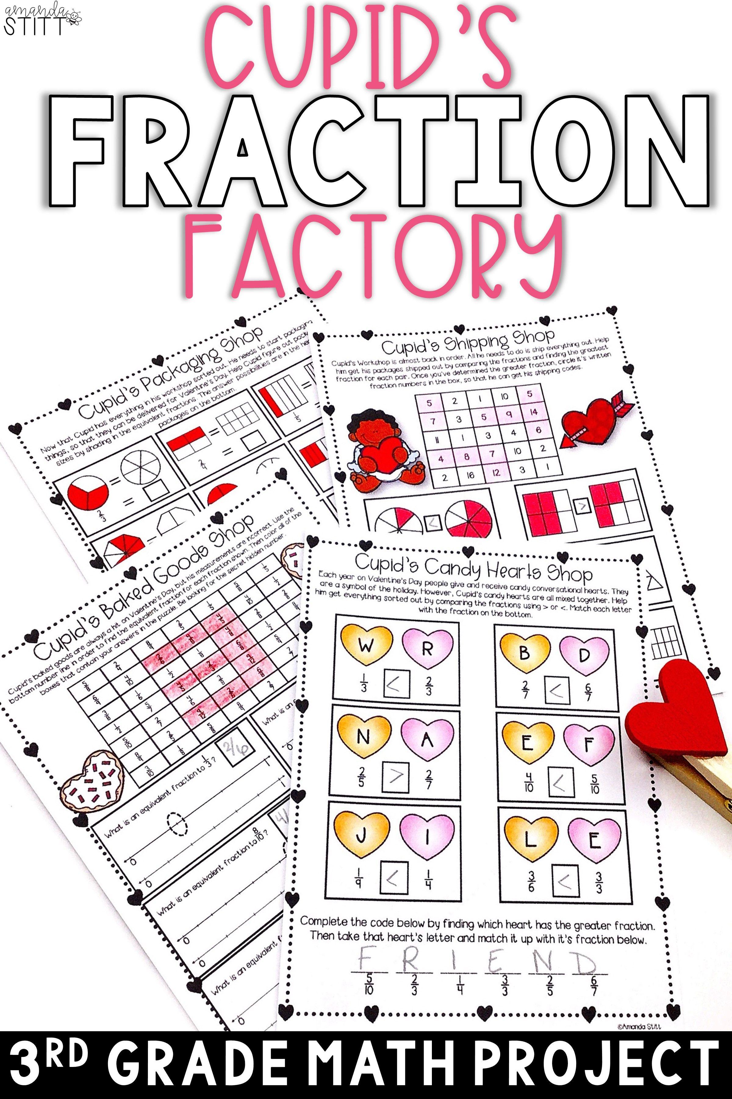 Valentine S Day Math Activity