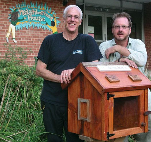 Little Free Libraries What They Are and Where to Find One Free - free bol