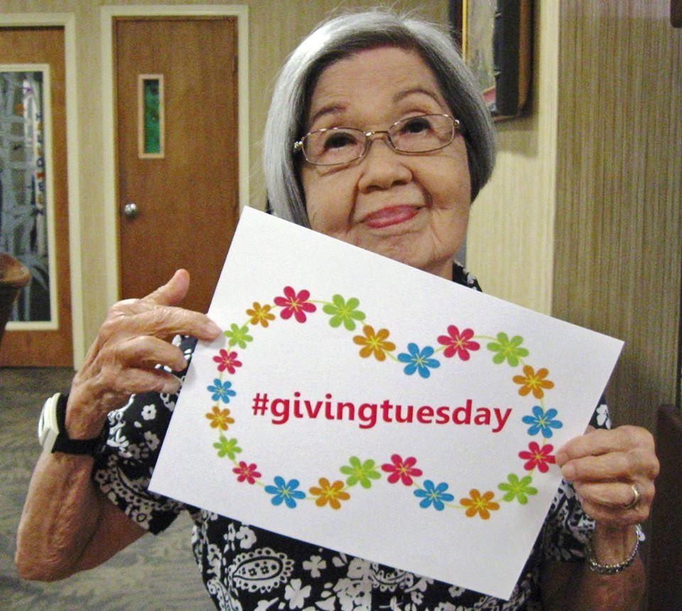 Residents From Good Samaritan Society Pohai Nani Say Thank You For Giving Back On Givingtuesday Good Samaritan Society Senior Apartments Retirement Living