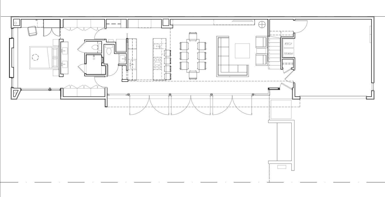 Longhouse Floor Plans Google Search Narrow House Plans House Plans How To Plan