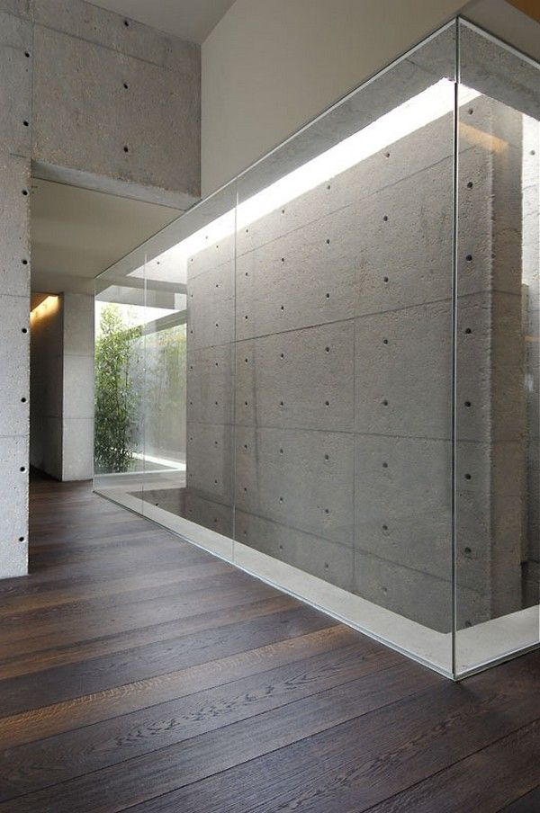 Concrete Cool Finishes Concrete Concrete Interiors