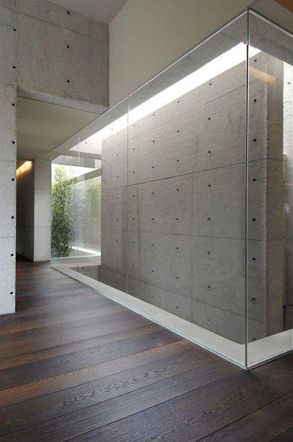 Concrete Cool Concrete Houses Concrete And Minimalism