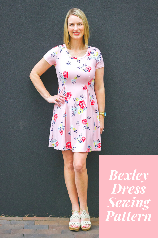 Bexley Dress   Shirt dress pattern, Dresses, Dress pattern