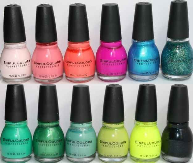 Sinful Colors Nail Polish $1.99 | 22 Cheap Answers To Pricey Beauty ...