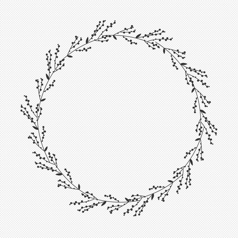 Autumn Hand Drawn Floral Frame Fall Botanical Oval Wreath On Etsy In 2020 Ink Illustrations Simple Line Drawings Floral Logo Design