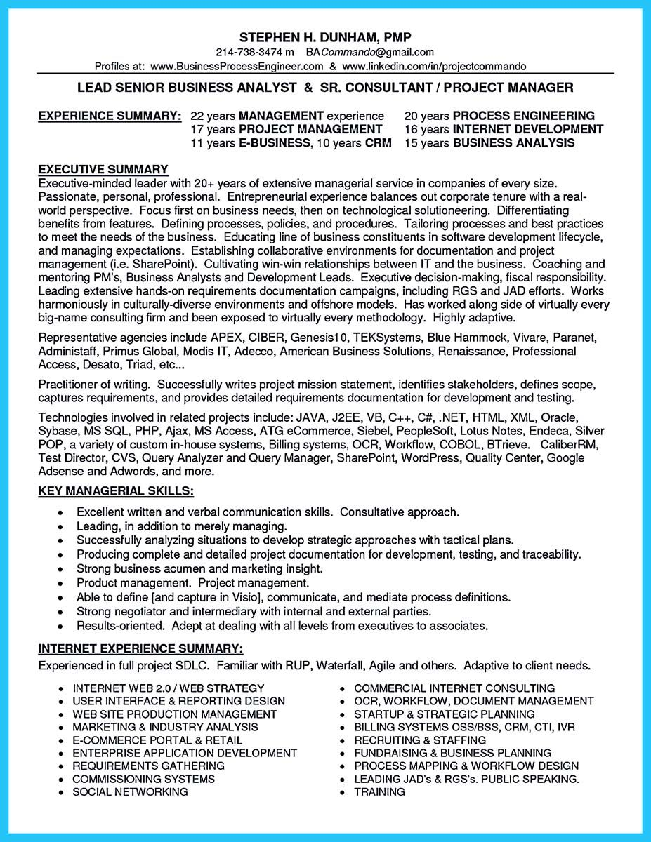 M And A Analyst Sample Resume Awesome Impressing The Recruiters With Flawless Call Center Resume .