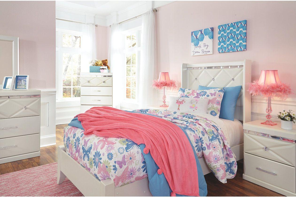 Best Dreamur Twin Panel Headboard Girls Bedroom Furniture 400 x 300