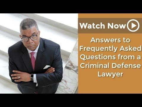 Questions To Ask Before Hiring A Criminal Law Attorney In Atlanta