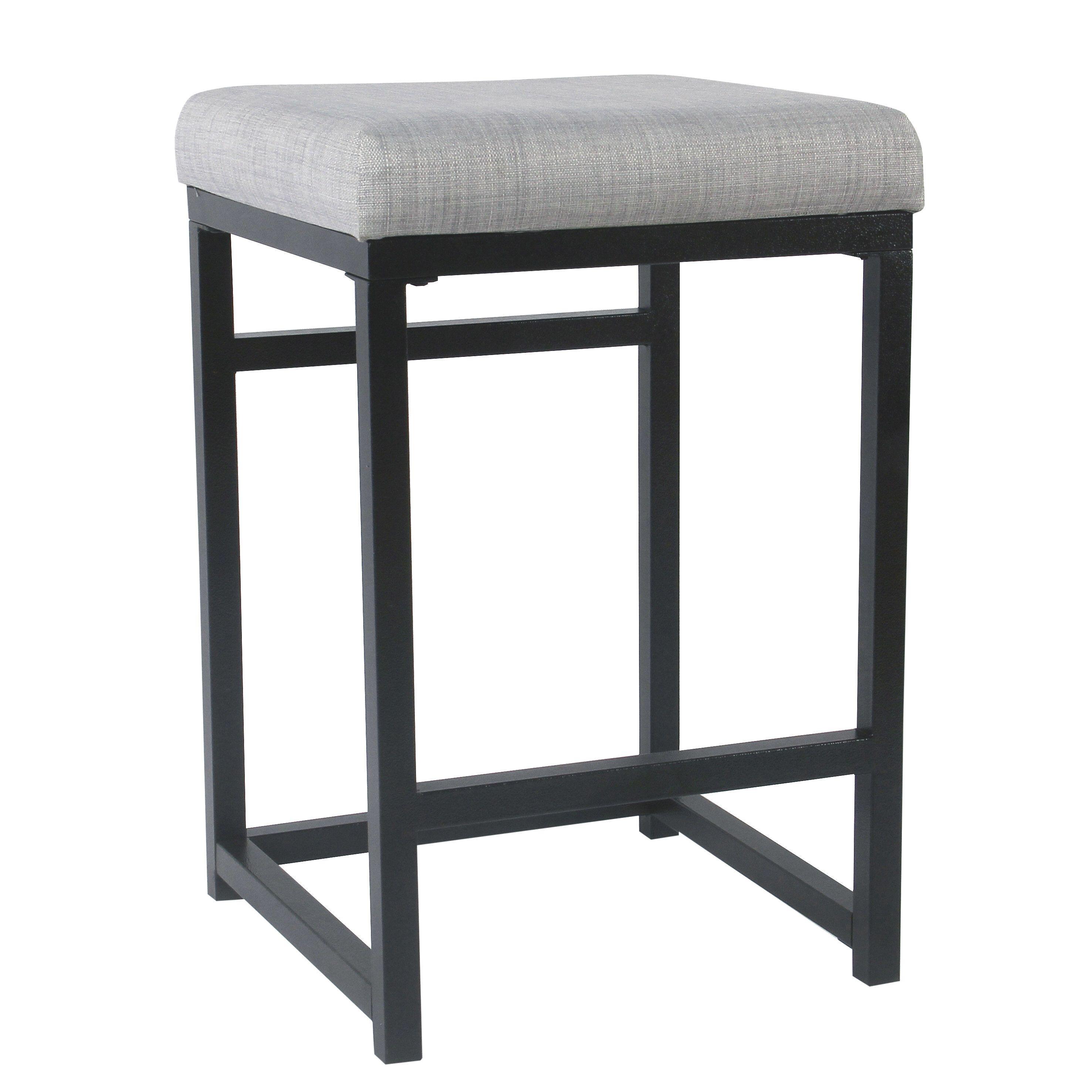 """Ectasia 24"""" Bar Stool Metal counter stools, Counter"""
