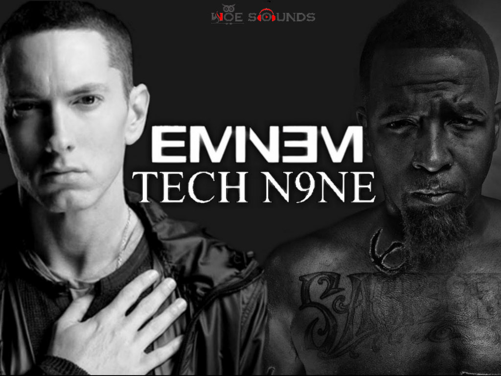 Another Eminem & Tech N9ne Track on the Way Tech