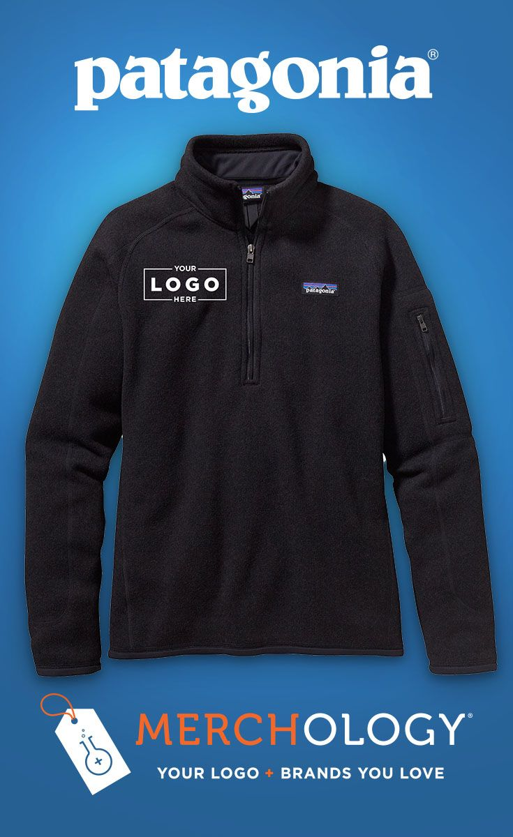 Custom logo jackets from brands you love. Embroidered