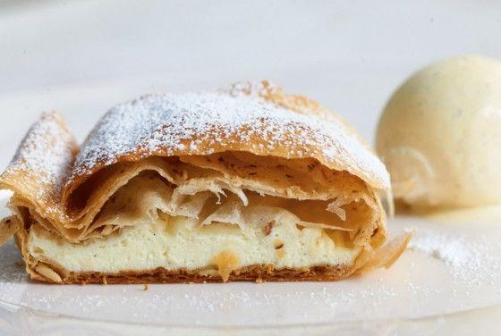 Topfenstrudel Rezept Kochrezepte Und Kreatives Desserts