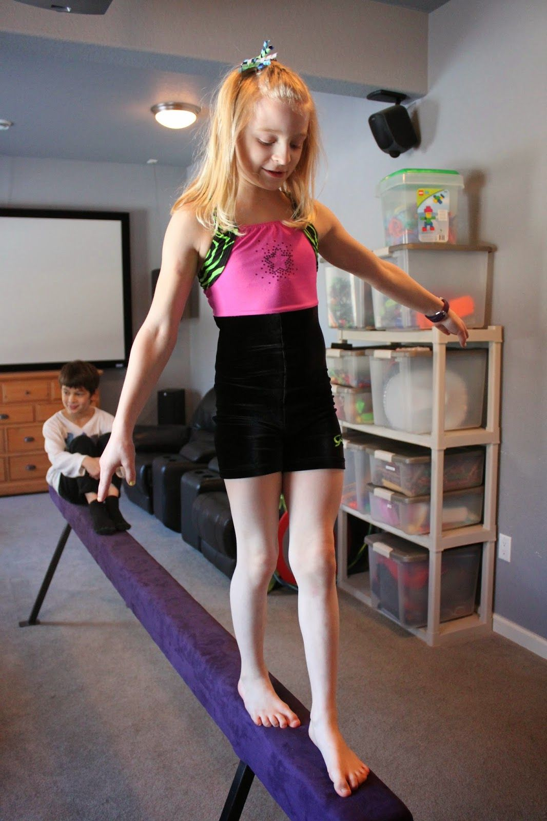 All Mimsy DIY Balance Beam Diy balance beam, Balance