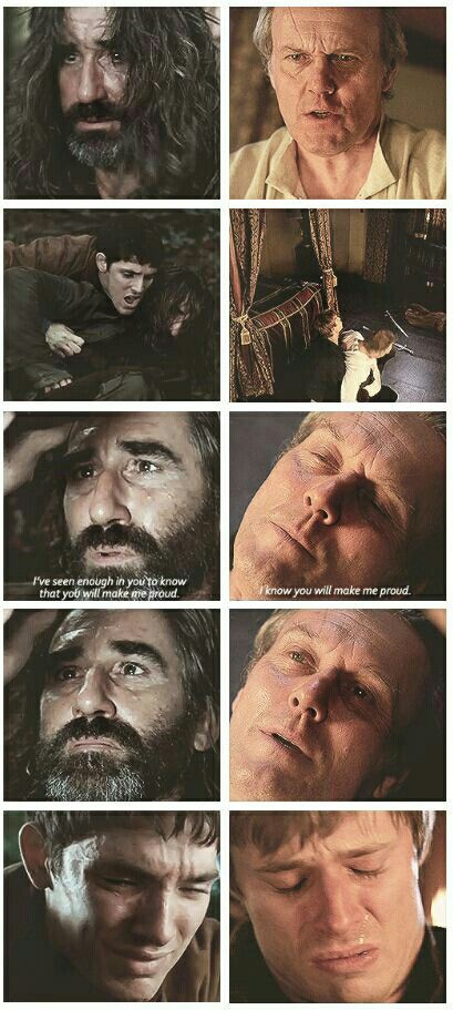 Uther and Balinor's death T-T