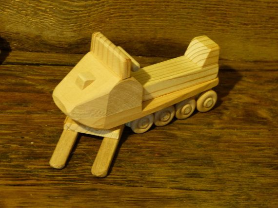 Handmade Wood Toy Snowmobile Wooden Toys Snow By Outonalimbadk Towing Toy Car Snowmobile