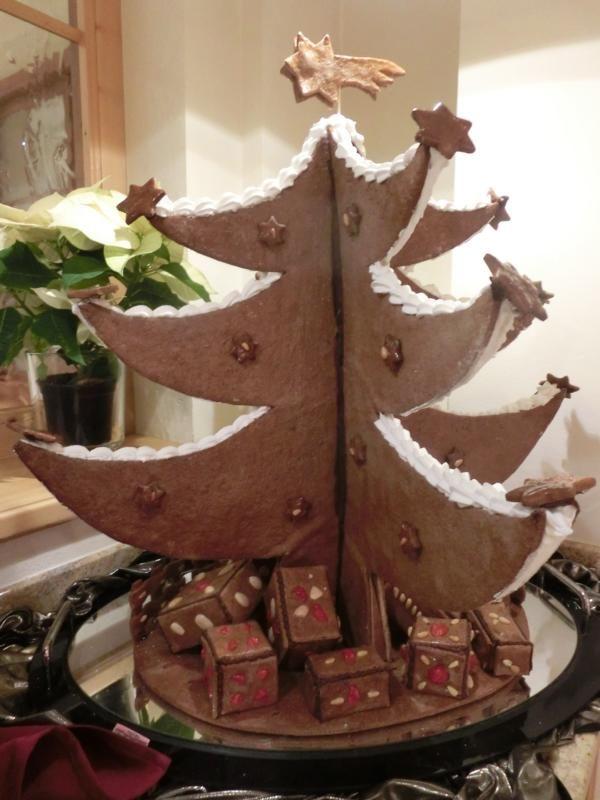 Süsses zu Wihnachten im Preidlhof http://www.preidlhof.it/
