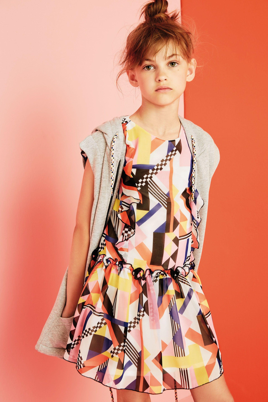 Silk Dress Spring/summer Msgm gzeJbYvXey