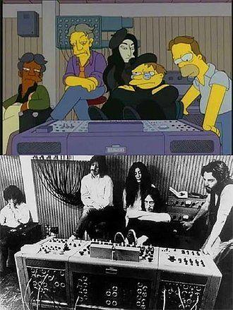 15 Escenarios Históricos Que Los Simpson Recrearon Que Te Pondrán Los Pelos De Punta
