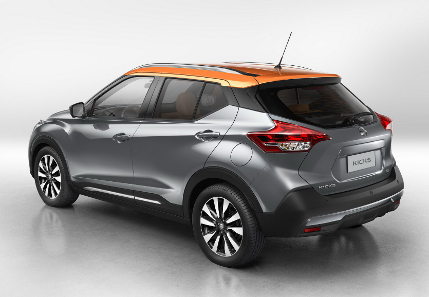 2017 Nissan Kicks Release Date, Price, Specs and Concept